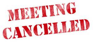 Cancelled: Commission Meeting Tonight