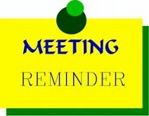 Reminder: 7/19/17 Fire Commission Meeting Location: Silver Hill